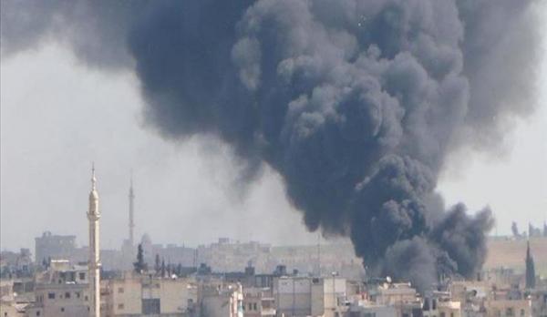 تبادل القصف بين الجيشين السوري والتركي على محور النيرب