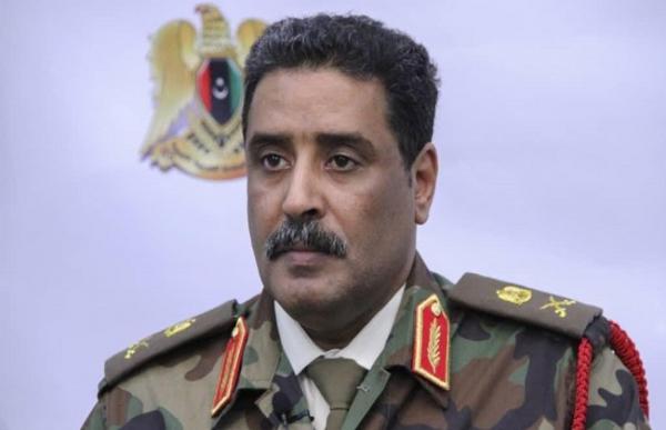 المتحدث باسم الجيش الوطني الليبي: رصد سفينة تركية غادرت من إسطنبول ووصلت مصراتة تحمل آليات عسكرية