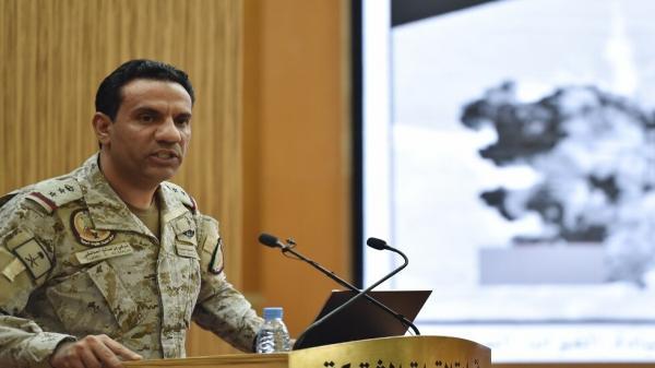 التحالف العربي بقيادة السعودية يعلن إسقاط طائرتين مسيرتين أطلقهما الحوثيون في اليمن باتجاه المملكة