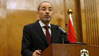 وزير خارجية الأردن: