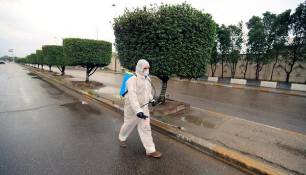 خلية الأزمة البرلمانية: العراق يدخل مرحلة تفشي وباء كورونا
