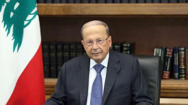 الرئيس اللبناني يعلن الحداد الوطني والإقفال لمدة 3 أيام