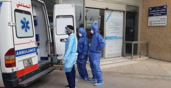 الاردن : تسجيل إصابتين جديدتين في المملكة بفيروس كورونا