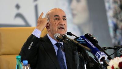الرئيس الجزائري يوجه بإعداد الشروط اللازمة لفتح المساجد والشواطئ