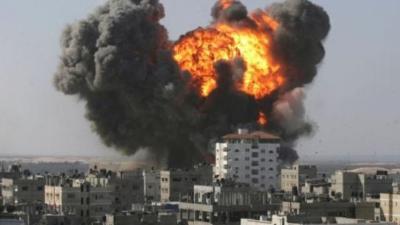 سوريا .. انفجار عبوة ناسفة بسيارة في مدينة بصرى بريف درعا