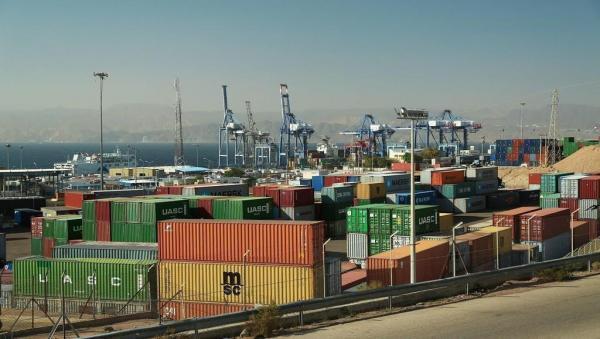 الاردن إعادة فتح الخط البحري مع مصر امام الشاحنات الخميس