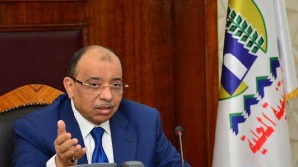 شعراوي: الدولة ستواجه بكل حسم وحزم أي بناء مخالف أو عشوائي
