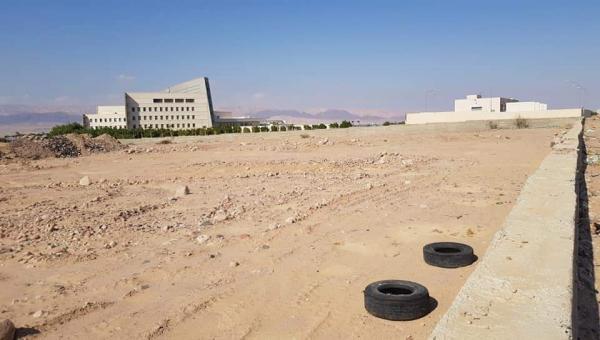 الاردن بدء تجهيز المستشفى الميداني في العقبة وتوقع انجازه خلال 50 يوما
