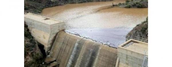 الاردن وزير المياه والري : ارتفاع تخزين السدود الى 107 مليون م3 بنسبة تخزين (31.9%)