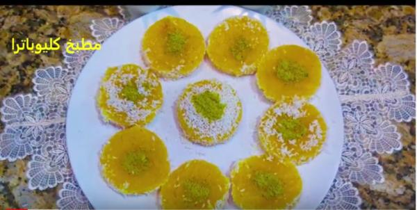 طريقة عمل حلوى البرتقال  - أكلات سريعة