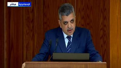 رئيس قناة السويس: تحديث أسطول الهيئة لمواكبة التحول الرقمي بتوجيهات من السيسي