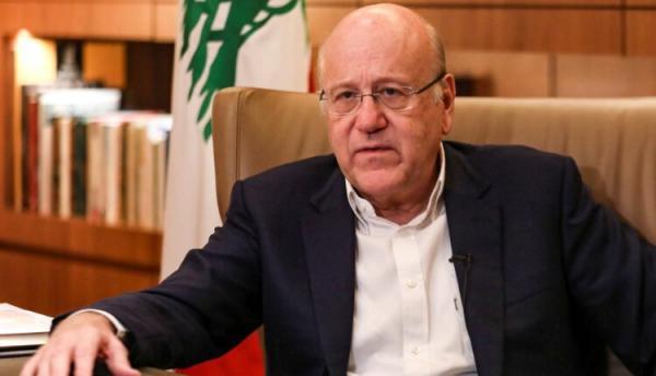 ميقاتي: لبنان أنجز المطلوب لبدء التعاون مع صندوق النقد